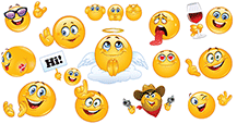 Cool Smileys For Facebook