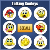 Animated Emoticons
